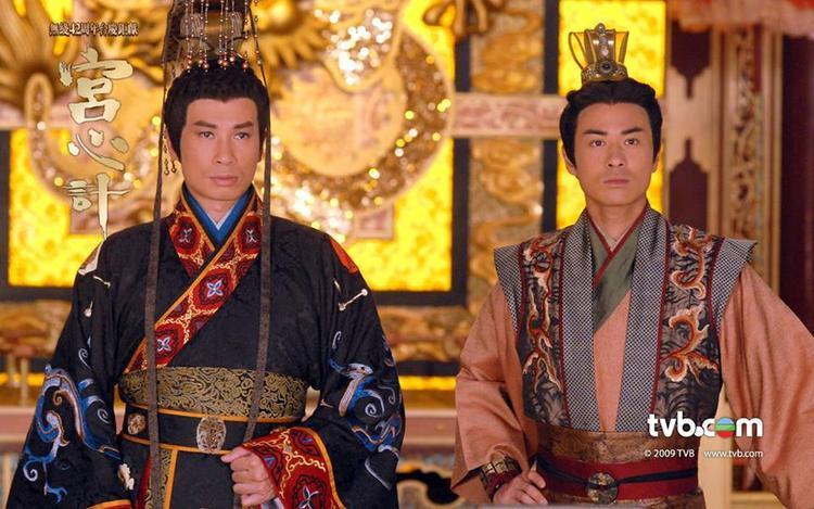 """2 nam chính của """"Cung tâm kế"""": Trần Hào và Trịnh Gia Dĩnh"""