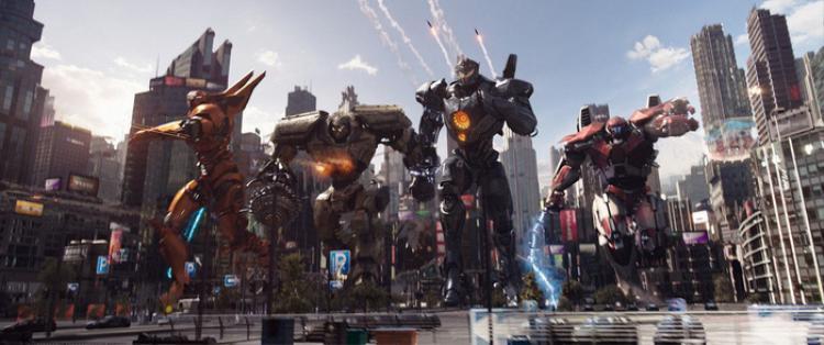 Pacific Rim 2: Đáng đồng tiền hơn Transformers 2017 gấp nhiều lần