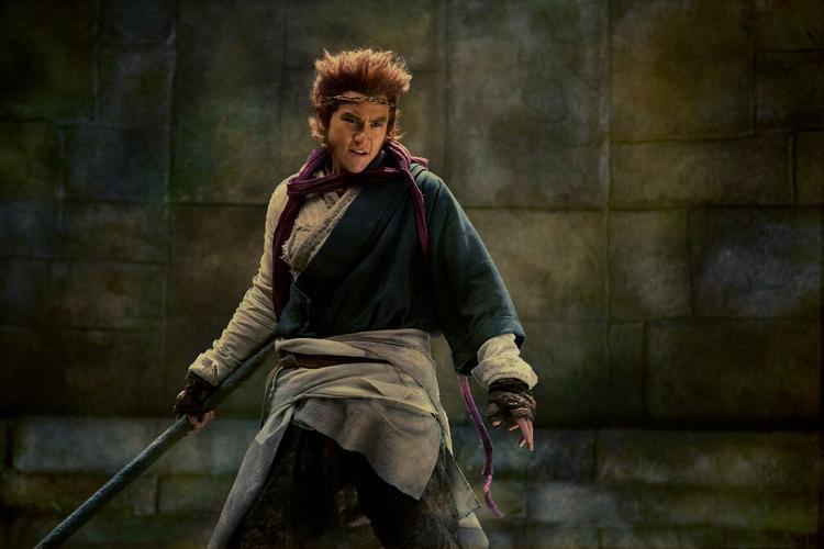 Tôn Ngộ Không đẹp trai quá mức cho phép của Bành Vu Yến.