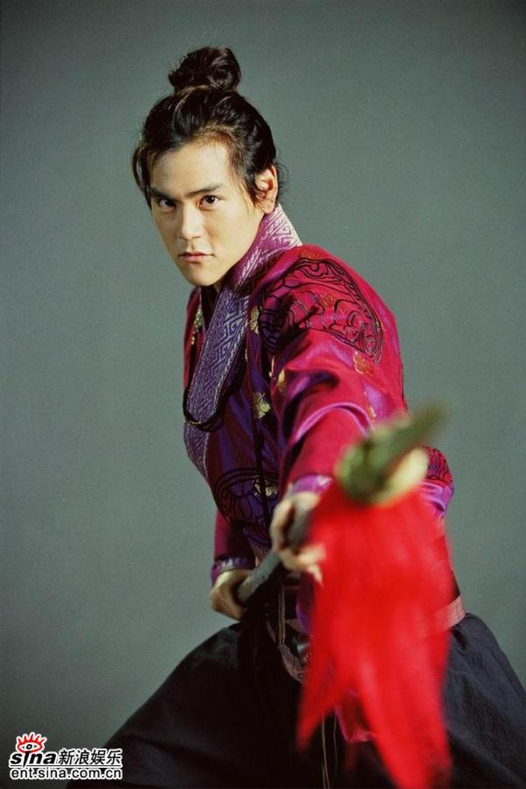 Dương Thất Lang trẻ tuổi nghĩa hiệp trong Thiếu Niên Dương Gia Tướng.