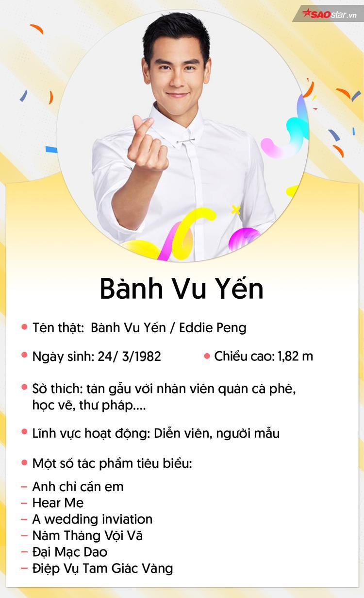 Bành Vu Yến: Suýt thành doanh nhân và ước muốn trải nghiệm những cuộc đời khác nhau