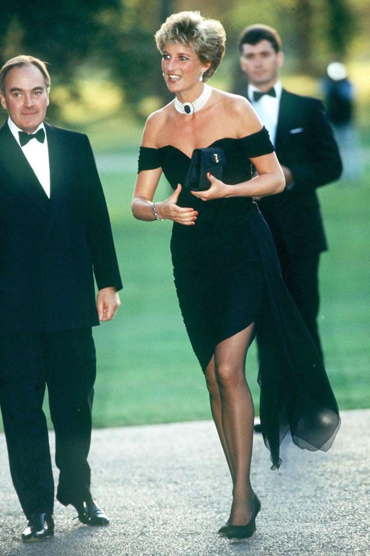 Princess Diana, 1994.