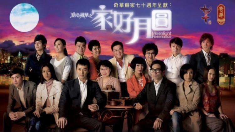 """""""Sức mạnh tình thân"""" (2008) được xem là phần 2 của series """"Sóng gió gia tộc"""""""