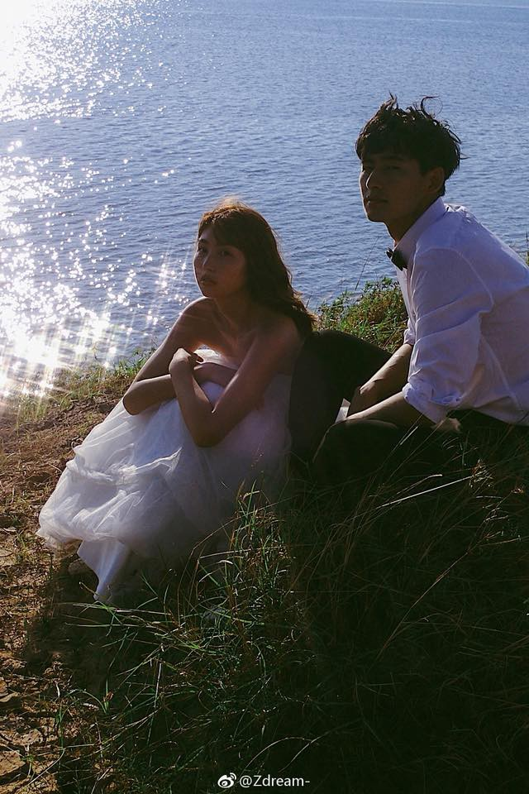 Mặc dù đây không phải là một bộ ảnh cưới của một cặp đôi thật, nhưng nó khiến những người chưa cưới đều phải muốn cưới ngay!