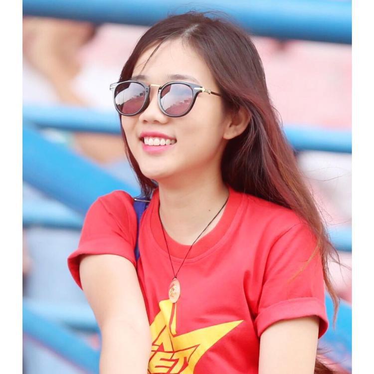 Fan nữ xinh đẹp của Sanna Khánh Hòa BVN - Phương Thảo.