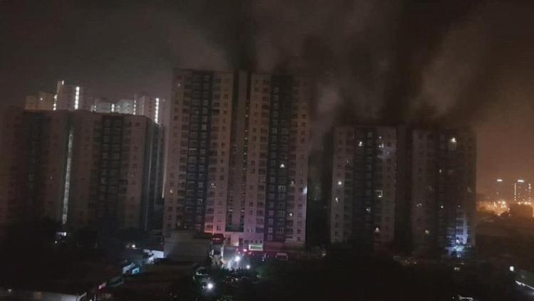 Vụ cháy đã cướp đi sinh mạng của 13 người.