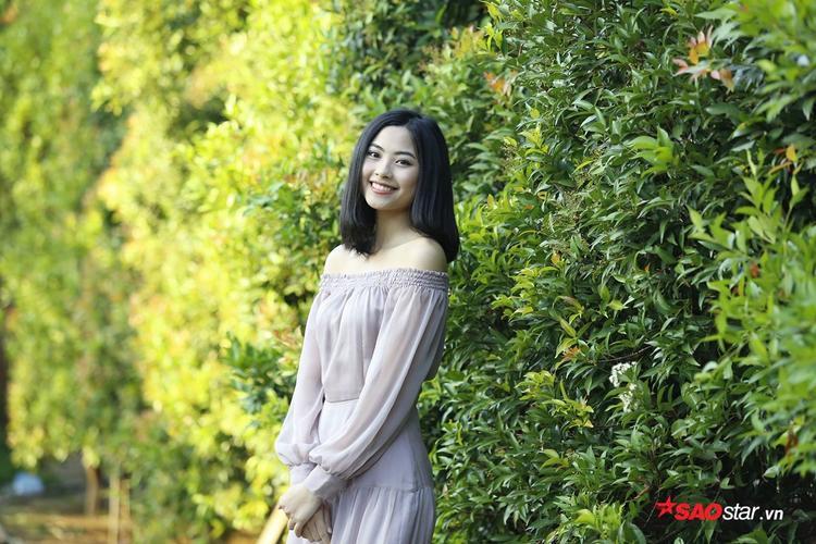 Cô gái sinh năm 1997, quê huyện Đô Lương (Nghệ An) này là top 5 Hoa hậu Việt Nam 2016.