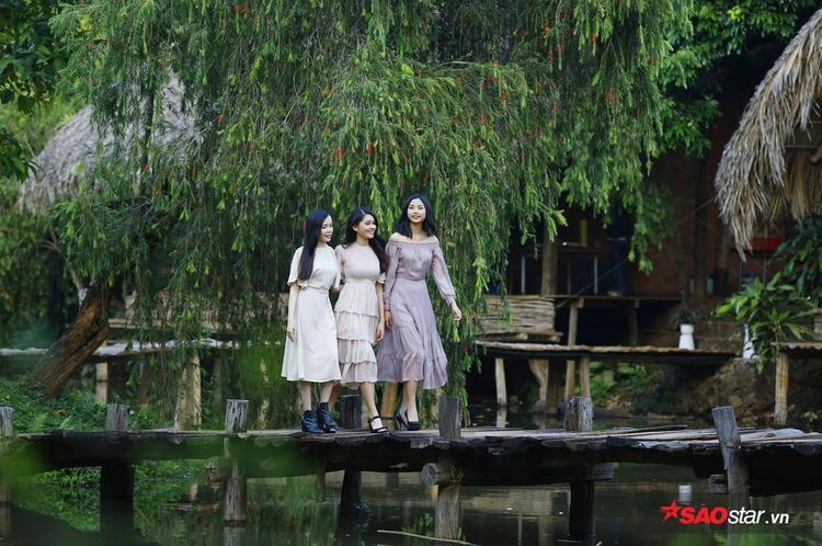 Ngắm dàn Hoa khôi, Á hậu cực xinh tham gia đường chạy Việt dã toàn quốc
