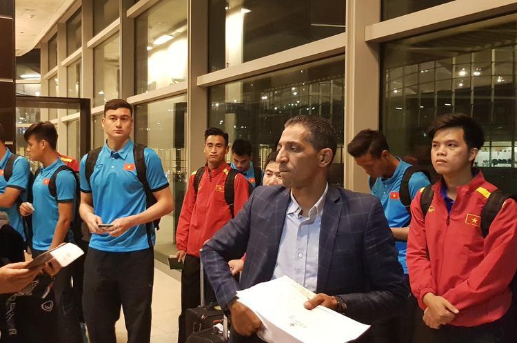 Trận đấu giữa ĐT Việt Nam và chủ nhà Jordan trong khuôn khổ vòng loại Asian Cup 2019 sẽ diễn ra vào 17h00, giờ địa phương (22h, giờ Việt Nam) ngày 27/3 tới.