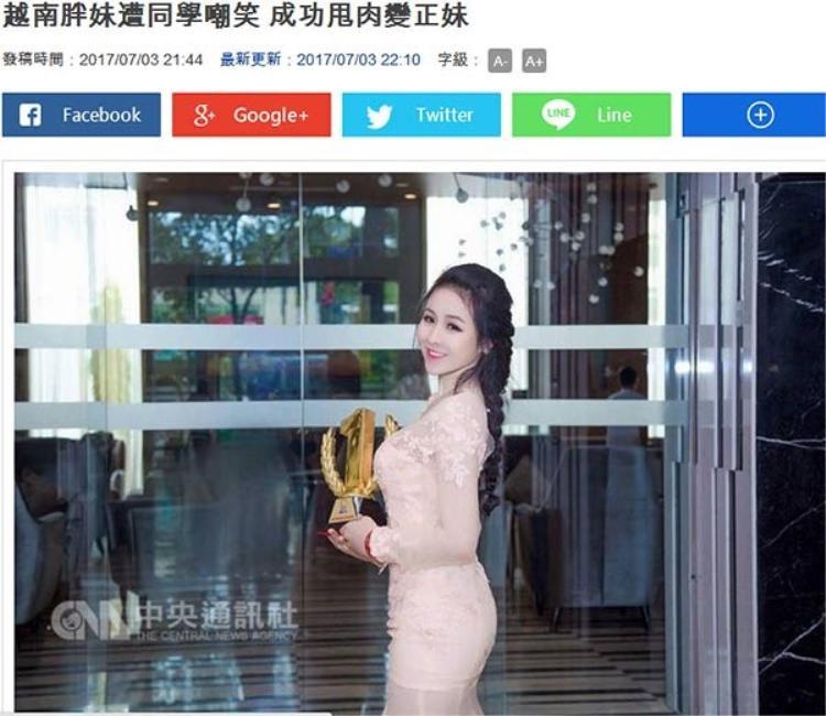 4 nữ sinh Việt sở hữu ngoại hình ấn tượng được báo chí nước ngoài khen hết lời