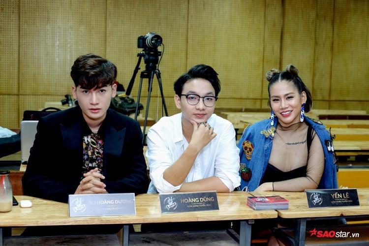 Bộ đôi Quán quân Đức Phúc  Ali Hoàng Dương bất ngờ xuất hiện tại vòng tuyển sinh The Voice 2018