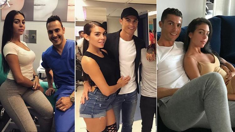 Bạn gái Ronaldo luôn thu hút mọi ánh nhìn khi xuất hiện.