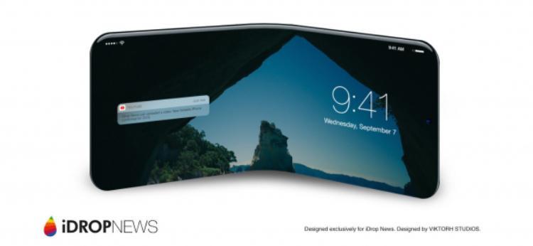 Apple bí mật phát triển iPhone gập, bẻ cong được, có thể ra mắt năm 2020