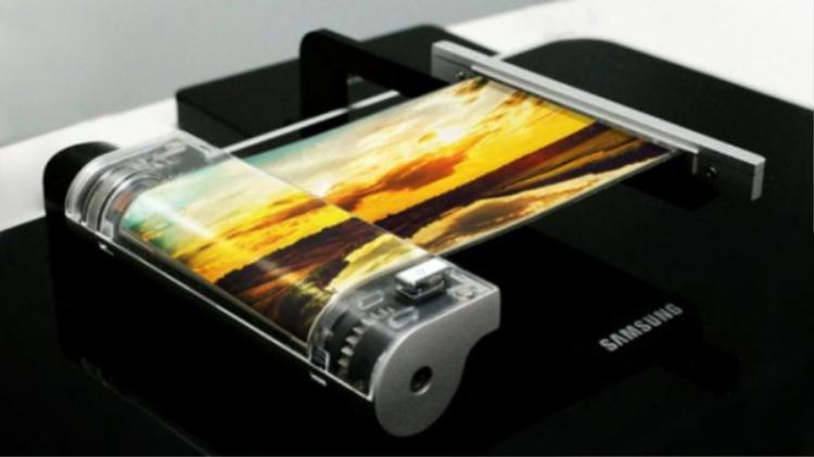 Chiếc smartphone gập của Samsung được cho là có tên gọi Samsung Galaxy X.
