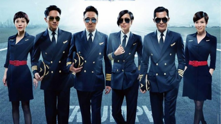 Ngoài Cỗ máy thời gian, đã có 5 bộ phim TVB có phiên bản điện ảnh
