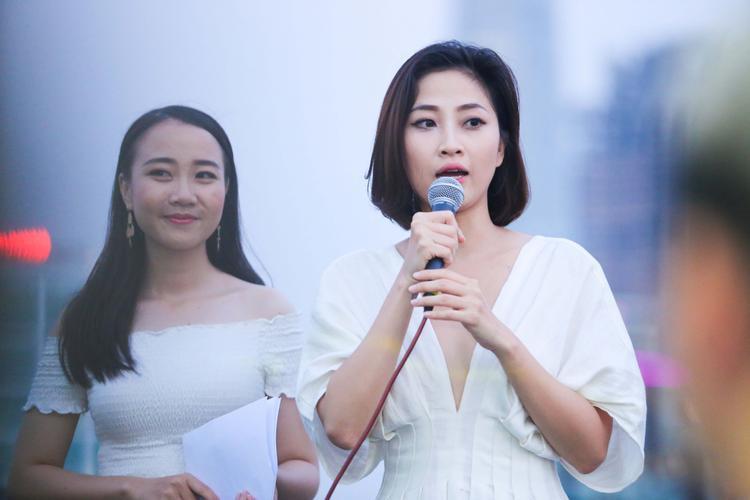 MC Hà Trinh thú nhận lấy cát-sê từ nghề dẫn chương trình dễ nuôi đam mê viết lách.