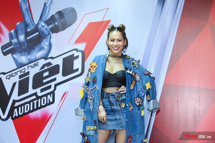 Yến Lê: Làm giám khảo khách mời của audition The Voice 2018 là cảm giác rất đặc biệt