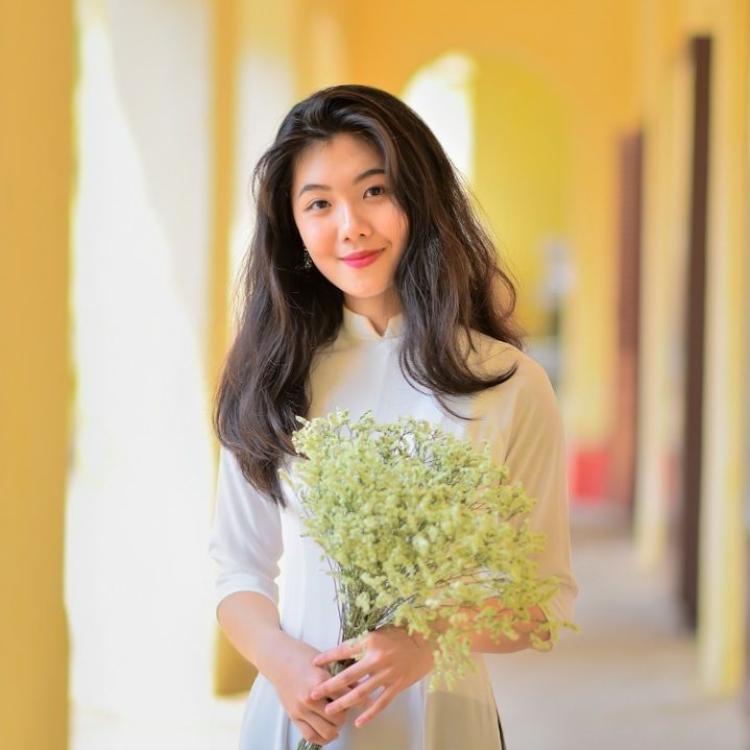 Thái Bảo Trâm, sinh ngày: 2/6/2000, chuyên ngành: Sáng Tác, cấp học: Trung cấp 3