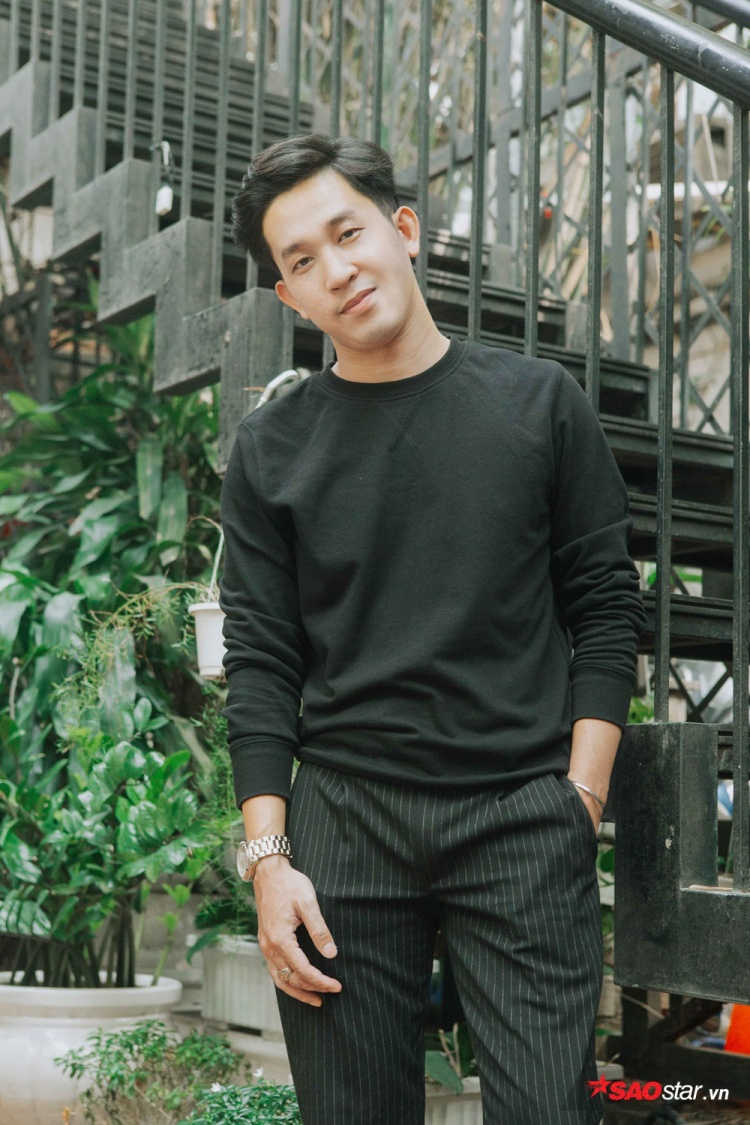 Nhạc sĩ Phạm Hoàng Duy.