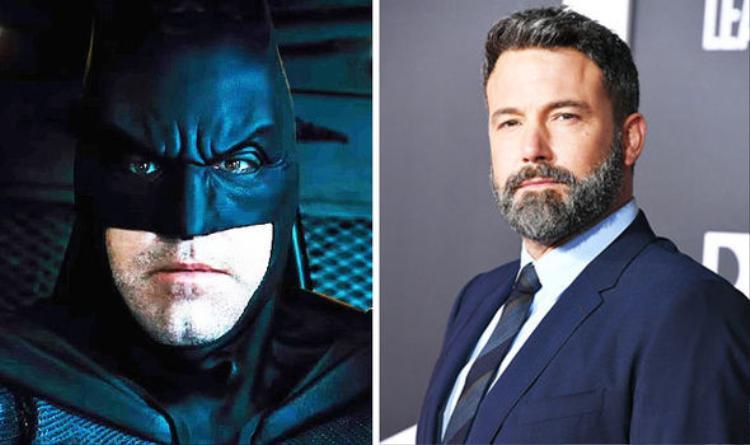 Ben Affleck với vai diễn Batman.