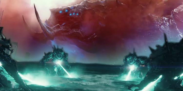 Pacific Rim: Uprising: Bên cạnh rãnh không gian còn có khe nứt kịch bản