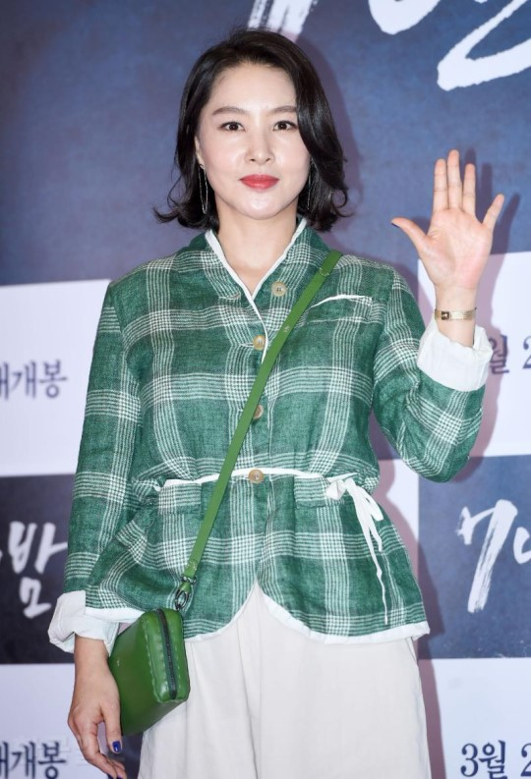 Park Ji Young - Mẫu hậu của Tứ hoàng tử Lee Jun Ki trong Moon Lovers.