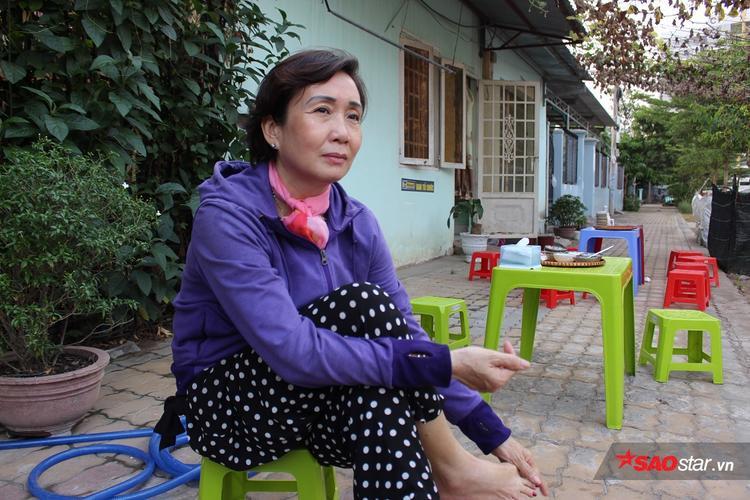 Cô Tố Nga nghẹn ngào khi nhắc về cô con gái ngoan.