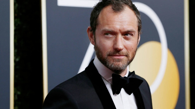 Jude Law (Spy, The Grand Budapest Hotel).