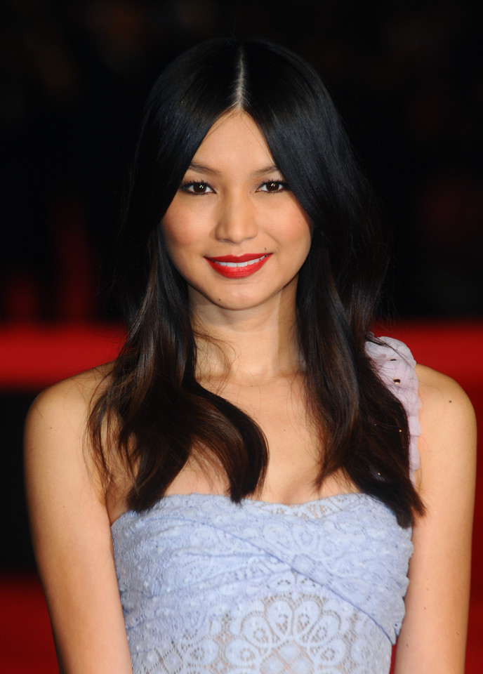 Gemma Chan (Humans, Fantastic Beasts and Where to Find Them)