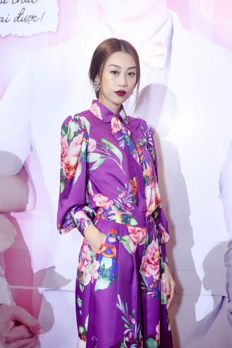 Bộ trang phục từng được người mẫu Kikki Lê diện trước đó tại một sự kiện và nhận được không ít lời khen ngợi.