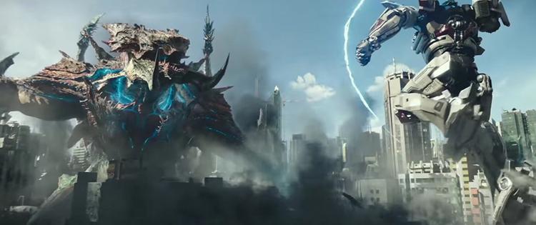 """Một con Kaiju """"nặng đô"""" trong Pacific Rim: Uprising"""