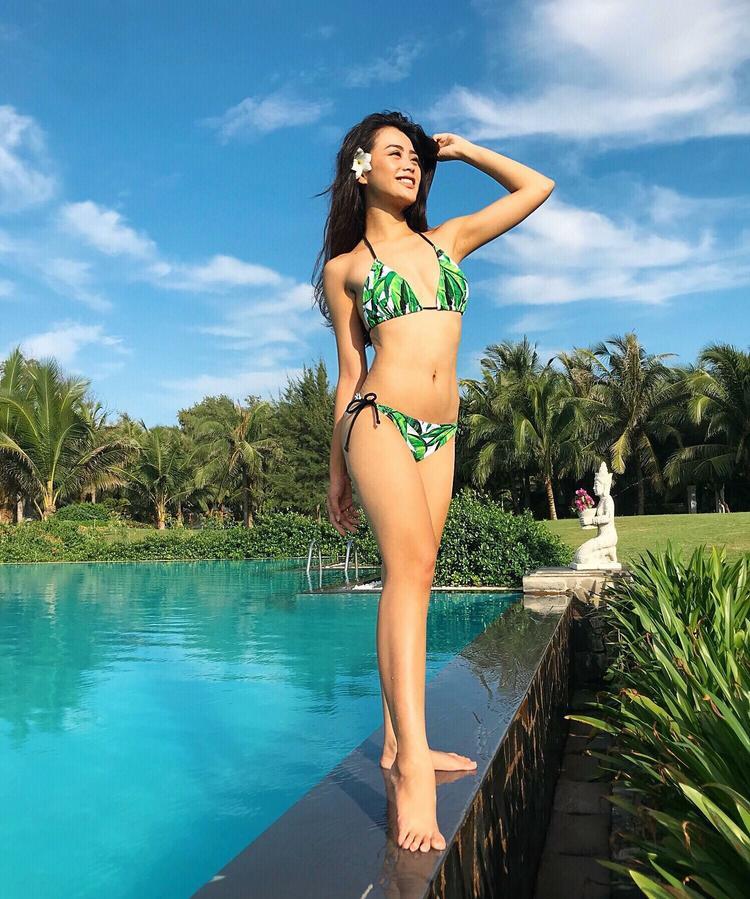 Tuyết Nhi cho biết, nếu may mắn giành ngôi vị cao nhất tại The Look năm nay, cô sẽ tiếp tục theo đuổi, phát triển con đường nghệ thuật và có thể sẽ tiếp tục thi hoa hậu.