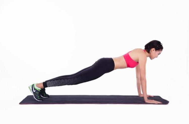 Đừng ngạc nhiên khi bản thân có thể vận động thoải mái hơn bình thường sau 1 tuần kiên trì tập Plank. Cơ thể bạn đang có những biến chuyển tích cực hơn, giúp bạn bền sức hơn, đặc biệt là những buổi chiều uể oải.