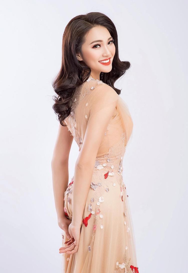 Người đẹp ảnh Hoa hậu Hoàn vũ 2017 - Ngọc Nữ.