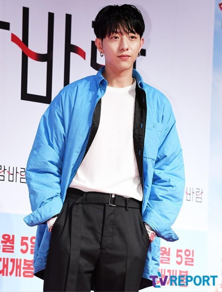 Lee Jung Shin, thành viên của nhóm CNBLUE.