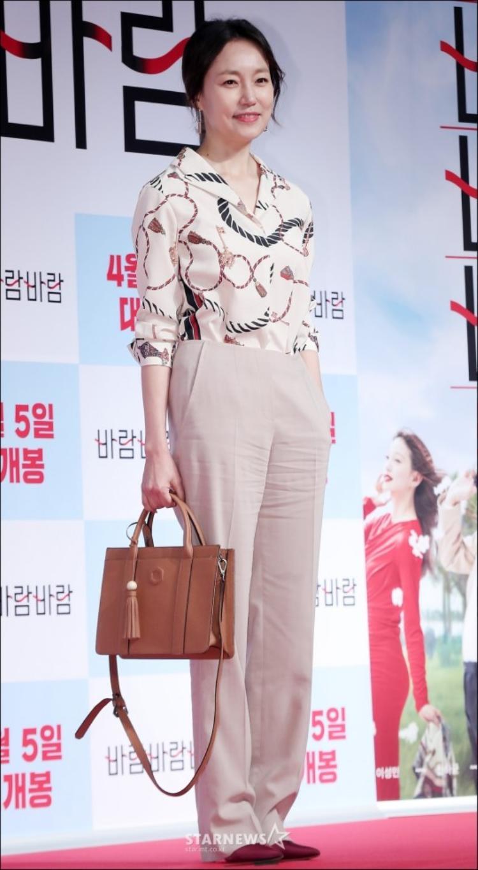 Diễn viên 46 tuổi - Jin Kyung.