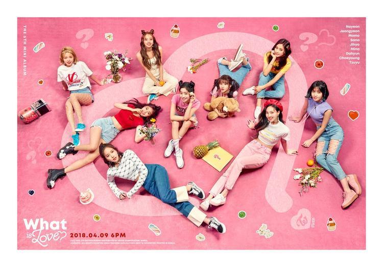 Tung trọn bộ teaser kẹo ngọt, Kpop sắp đón cơn bão mới mang tên TWICE