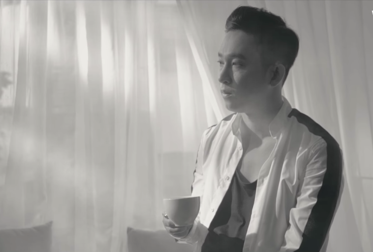 Hình ảnh Phạm Hoàng Duy trong MV mới.