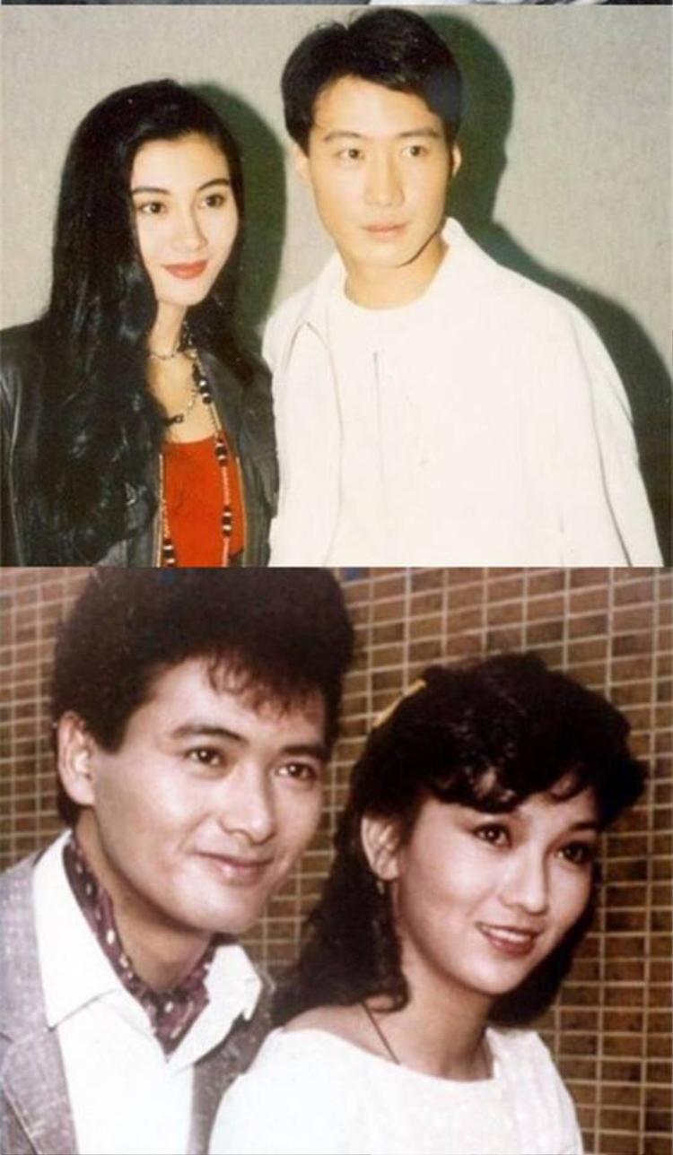 Chùm ảnh 'năm tháng rực rỡ' dàn sao TVB huyền thoại: Tuổi thơ của tôi  Thanh xuân của họ