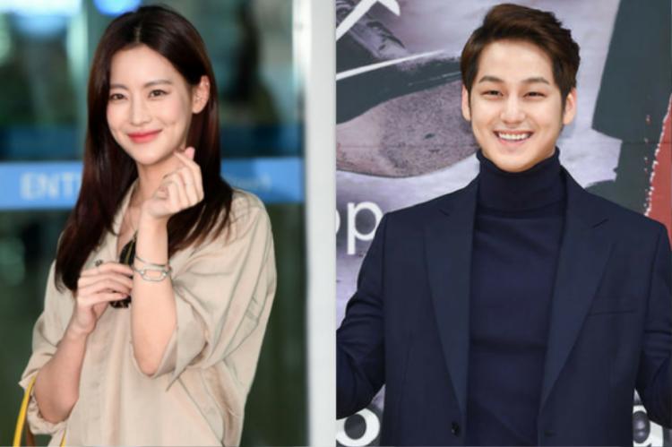Kim Bum - Oh Yeon Seo: Cặp đôi mới của làng giải trí Hàn.