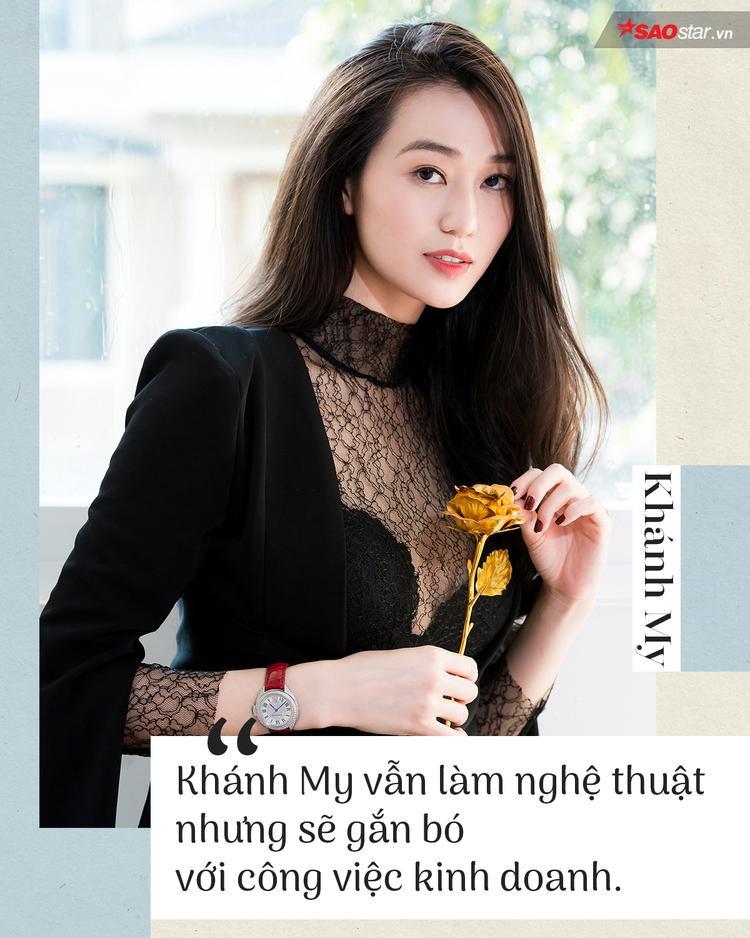 Người đẹp event Khánh My: Mua đồ hiệu không phải để khoe và không thích xuất hiện đại trà