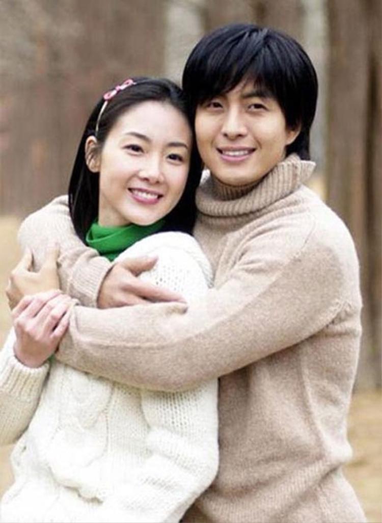 Choi Ji Woo - Bae Yong Joon: Cặp đôi Hallyu đình đám một thời!