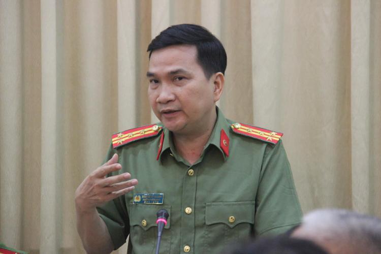 Đại tá Nguyễn Sĩ Quang