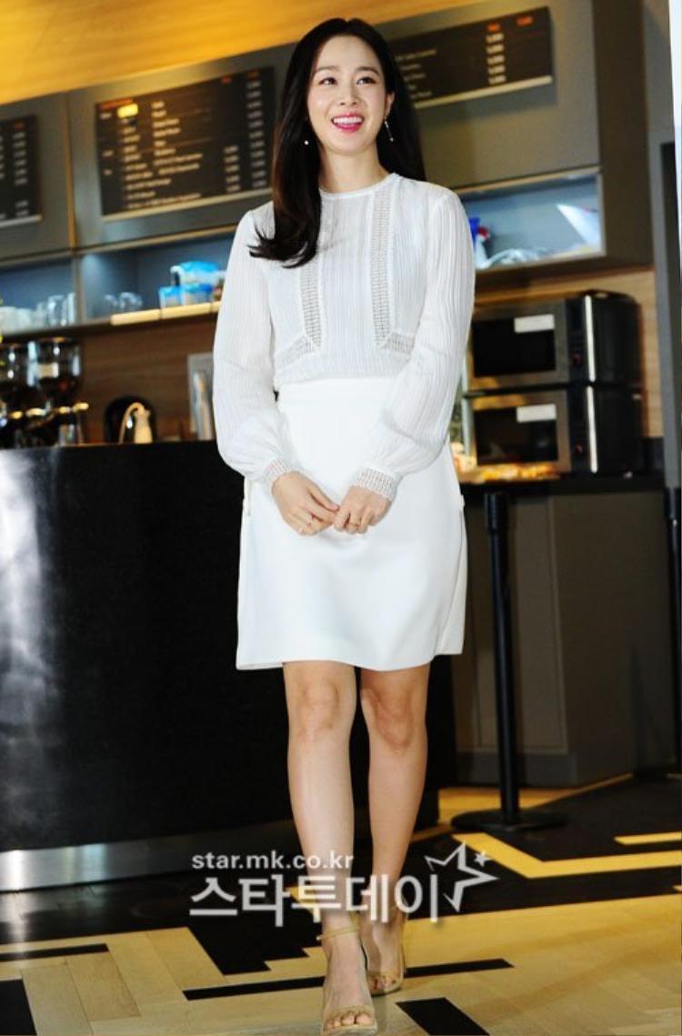 Ngôi sao hạng A - Kim Tae Hee.