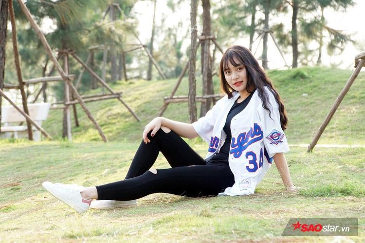 Linh Hương - Cô gái đặc biệt yêu thích sexy dance.