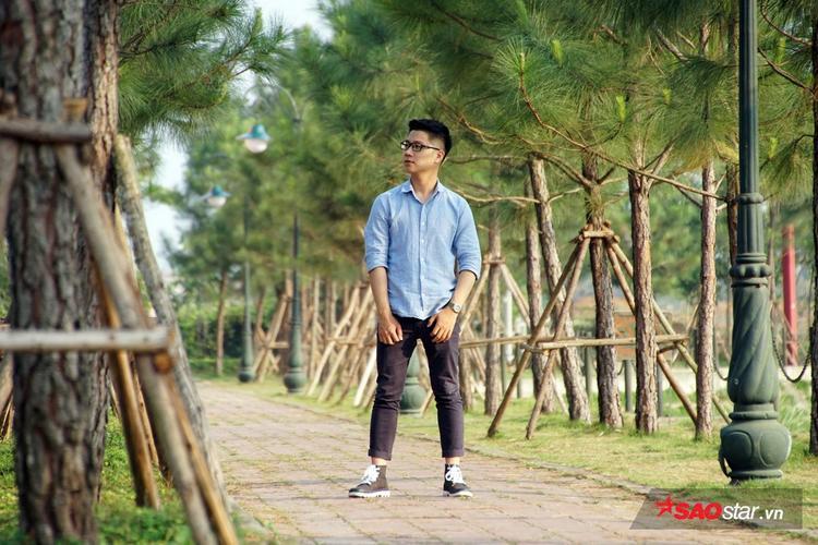 Theo học ngành Quản trị Kinh doanh nhưng Phạm Quý Dương lại cho biết cậu rất thích nghề diễn viên và cũng muốn thử sức ở lĩnh vực này.