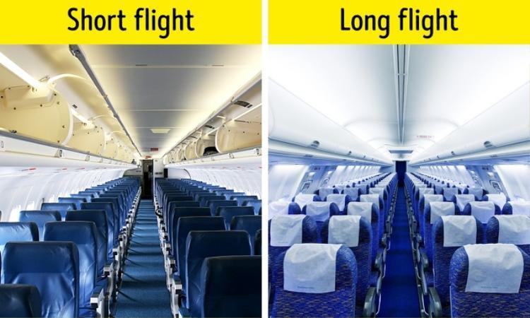 Tùy thuộc vào chiều dài của quãng đường, các hãng hàng không sẽ lựa chọn chất liệu vải bọc phù hợp. Thông thường, vải chính là lựa chọn hàng đầu vì nó thấm hút tốt, không tạo cảm giác khó chịu cho hành khách.