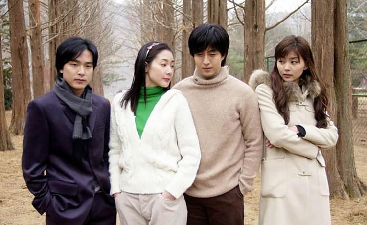 """Choi Ji Woo trong hit-drama """"huyền thoại"""" Bản tình ca mùa đông với dàn diễn viên trong mơ, mà hậu phim, ai cũng tìm được chỗ đứng vững chắc trong Kbiz."""