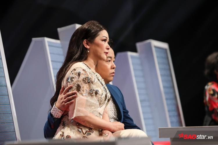 Tình cảm là thế, Quang Lê liên tục nịnh yêu Như Quỳnh trên sóng truyền hình