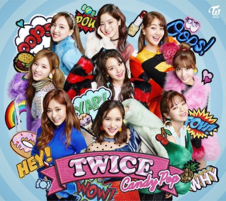 Chỉ sau hơn 8 tháng ra mắt chính thức tại Nhật, TWICE đã mang về cho mình rất nhiều thành tích đáng ngưỡng mộ. Cả 2 đĩa đơn One More Time và Candy Pop đều nhận được chứng chỉ bạch kim.